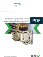 Bandlock 2 Horizontal IOM Manual