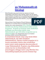 500 Warga ah Pelajari Ideologi