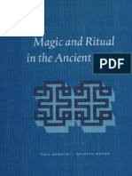 Magic and Ritual in the Ancient World Religions in the Graeco Roman World