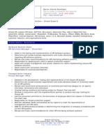 Oracle Consultant 0023