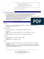 Oracle Consultant 0026