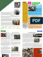 EGSLP Newsletter Vol. 4 January - March 2012