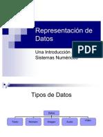 Int a CC (Sistemas Numericos