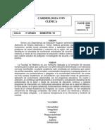 programa CARDIOLOGIA UAS