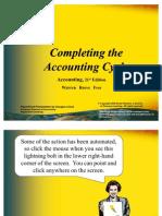 Penyelesaian Siklus Akuntansi
