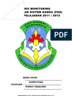 Buku Lap Individu Psg 2011