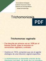 Clase Trichomoniosis y Toxoplasmosis
