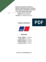 Informe de Lab Oratorio Maquinas Marinas
