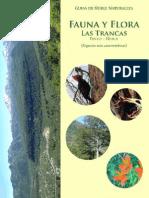 Guías de Ñuble naturaleza. Fauna y flora Las Trancas. Pinto - Ñuble. (Especies más características). (2009)