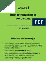 Lec 3 Financial Statements