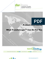 What TransferLogix Can Do For You