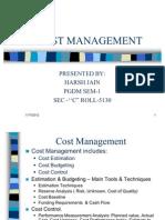26103858 Cost Management