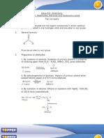 XII Chem Ch12 AldehydesKetones&CarboxylicAcids Concepts