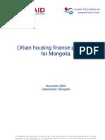 Housing Finance USAID