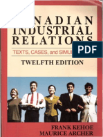 Labour Relations Textbook