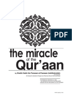 The Miracle of the Quraan [Allamah al-Fawzaan]