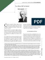 2 - Aldo Leopold - Etica de La Tierra[1]