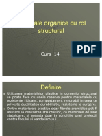 Matriale Organice Cu Rol Structural