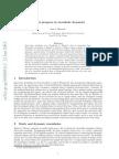 Sean A. Hayward- Recent progress in wormhole dynamics