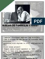 Eduardo Torroja y Miret