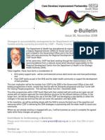 CSIP South West Bulletin - November 2008