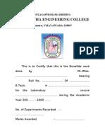 Daa Lab Manual Updated - Tpa