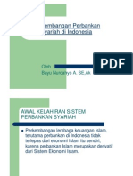 1.Perkembangan Perbankan Syariah Di Indonesia