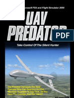 UAV Predator Manual
