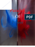 Paradox of Power