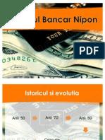 Sistemul Bancar Nipon