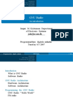 Gnu Radio Lecture