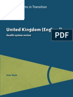 Health Systems in Transition - Uk