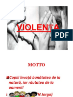 Desene Si Violenta