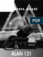 Midland Alan 121 Manual