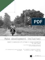 Make development inclusive! Quando la cooperazione allo sviluppo si occupa di disabilità nei Paesi poveri