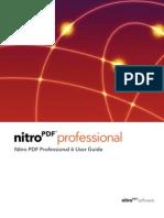 Nitro PDF Professional 6x User Guide