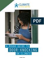 Rough Guide Door Knocking