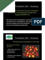 investigación genética almería