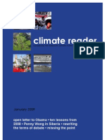 Climate Reader 2009