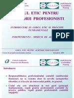 CODUL ETIC Pentru Auditorii Profesionisti-1