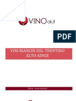 Le D.O.C. del Trentino-Alto-Adige