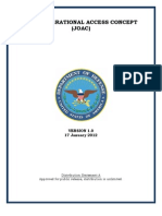 JOINT OPERATIONAL ACCESS CONCEPT (JOAC) VERSION 1.0 17 January 2012