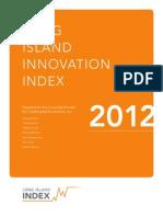Long Island Innovation Index 2012