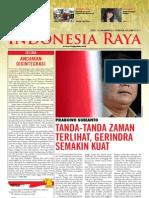 Tabloid Gema Indonesia Raya (Desember 2011)