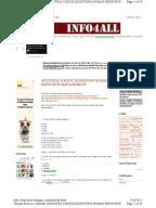 Iibm 1st sem examination paper Coursework Sample - 1071 words