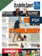 Gazzetta dello Sport - 18/01/2012