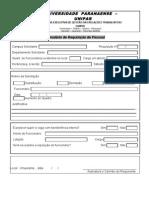 DEGRT Requisicao de Pessoal Administrativo 609 1