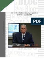 D I Smith -Madison County Supervisor