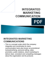 Lession 11 - Inter Grated Communication