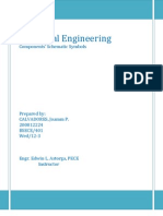 Industrial Engineering Components' Schematic Symbols
